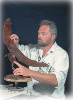 Master Bronze Sculptor Mark Hopkins