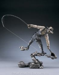 The Moment Mark Hopkins Bronze Sculpture Gallery S