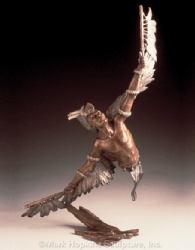 Eagle Dancer Mark Hopkins Limited Edition Bronze S