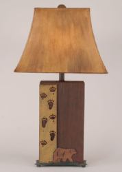 Bear Box Lamp