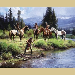 The River's Gift by Martin Grelle