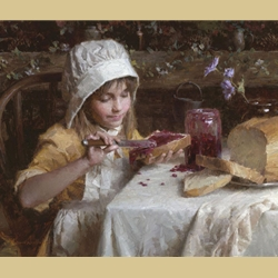 Strawberry Jam By Morgan Weistling