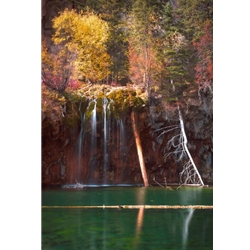 Hanging Lake, Colorado Photography, Gallery Steamboat Springs,  Gallery Downtown Steamboat, Aspens, Fall Aspens,  Gallery Wrap, Giclee, Colorado Aspens, Barry Bailey, Mountain Traditions, Art, Gallery, Wall decor, Glenwood Springs,  Colorado