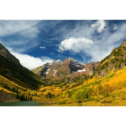 Maroon Bells, Colorado Photography, Gallery Steamboat Springs,  Gallery Downtown Steamboat, Aspens, Fall Aspens,  Gallery Wrap, Giclee, Colorado Aspens, Barry Bailey, Mountain Traditions, Art, Gallery, Wall decor, Colorado, Aspen Colorado