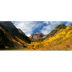 Maroon Bells, Colorado Landscape, Steamboat Springs, Photography, Art Gallery Steamboat, Aspen Trees, Giclee Print, Gallery Wrap, Barry Bailey, Mountain Traditions, Gallery, Art, Downtown Steamboat, Aspen Colorado