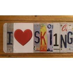 I Heart Skiing