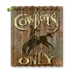 Cowboys Only