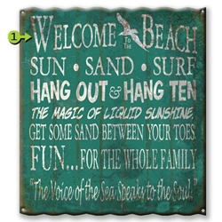 Welcome to the Beach