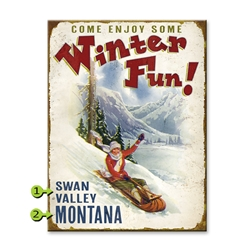 Come Enjoy Some Winter Fun!