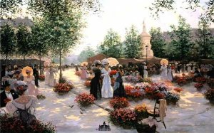 April in Paris by Christa Kieffer