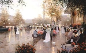 The Flower Cart by Christa Kieffer