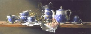 Tea Party by Deborah Bays