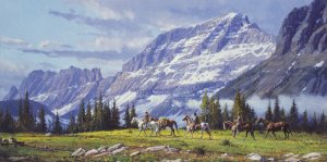 High Passage by Martin Grelle