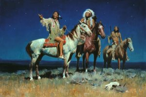 Night Signs by David Mann
