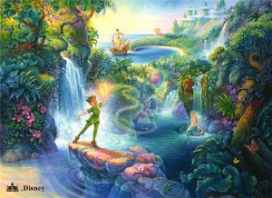 The Magic of Peter Pan by Tom duBois