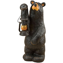 Big Sky Bear Sculpture Grand