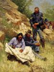 War Stories by Howard Terpning