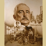 Bat Masterson: Two Worlds of Bat Masterson By Don Crowley