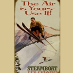 The Air Ski Sign