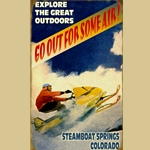 Snowmobiling Sign