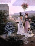 Between Friends by Christa Kieffer