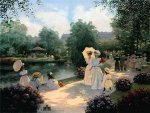 A Stroll in the Park by Christa Kieffer