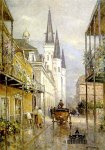 The French Quarter by L. Gordon