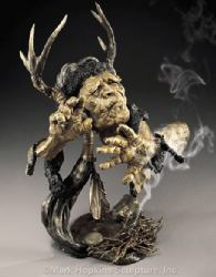Shaman's Vision Mark Hopkins Limited Edition Bronz
