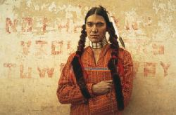 Contemporary Sioux Indian by James Bama