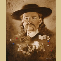 Wild Bill Hickock: The Premonition By Don Crowley