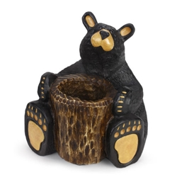 Polly Planter Bear