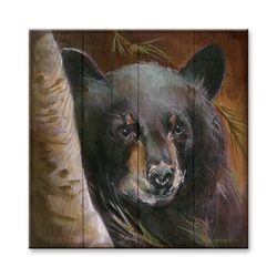 Bear 1 on Wood