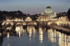 The Glory of San Pietro by Rod Chase
