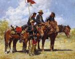 Army Regulations by Howard Terpning