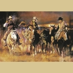 Lots of Leather by Chris Owen