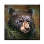 Bear 3 on Wood