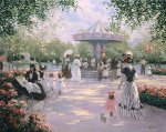 A Parisian Carousel by Christa Kieffer